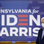 El presidente electo de EEUU, Joe Biden, REUTERS/Kevin Lamarque