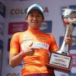Miryam Núñez, campeona de la Vuelta a Colombia Femenina Mindeporte 2020