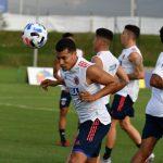 Colombia esta lista para recibir a Uruguay en las Suramerica a Qatar 2022
