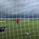 Colombia lista para recibir a Uruguay