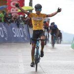 Nelson Soto (Colombia Tierra de Atletas GW Bicicletas ganador de la tercera etapa