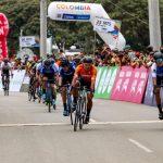 Nelson Soto ganó la cuarta etapa de La Vuelta A Colombia