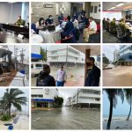 emergencia en archipiélago de san Andrés, Providencia y Santa Catalina por el paso del huracán Iota