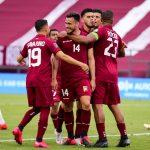 Selección venezolana de fútbol VENCE 2-1 en casa a Chile