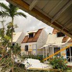 Imágenes del Archipiélago de Providencia tras el paso del huracán IOTA.