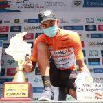 Diego Camargo campeón de la vuelta a Colombia 2020