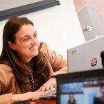 Karen Abudinen, ministra de las Tecnologías de la Información y las Comunicaciones