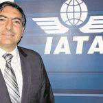 Andrés Uribe,gerente de IATA