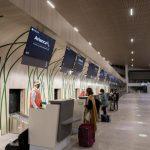 El renovado aeropuerto internacional Matecaña, de la ciudad de Pereira