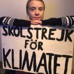 La activista sueca sobre el medioambiente Greta Thunberg aprece en una publicación en redes sociales el 11 de diciembre de 2020 por el quinto aniversario del Acuerdo de París de la conferencia COP21. Instagram @gretathunberg via REUTERS