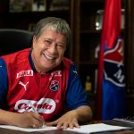 Hernán Darío 'Bolillo' Gómez, técnico del Deportivo Independiente Medellín-DIM