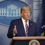 Presidente de Estados Unidos, Donald Trump , Foto CHRIS KLEPONIS / ZUMA PRESS / CO / Europa Press