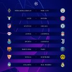 Eliminatorias de octavos de final de La liga de Campeones