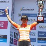 Lina Marcela Hernández campeona del Tour Femenino 2020