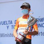 Johan Ramírez, campeón de la Vuelta del Porvenir 2020