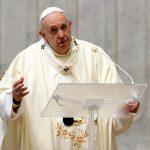 El Papa Francisco celebra una misa REUTERS/Remo Casilli/Pool