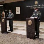 Informe de la Policia Nacional de comienzo de año