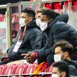 Falcao jugó 32 minutos en el empate 0-0 entre el Galatasaray y el Antalyaspor. Getty Images