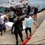 Naufragio de embarcación que llevaba unos 28 migrantes en Chocó
