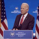 Presidente electo de Estados Unidos, Joe Biden VIA CNP / ZUMA PRESS / CONTACTOPH