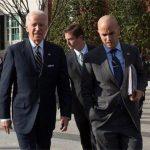 Joe Biden y colombiano Juan González Foto Casa Blanca David Lienemann