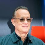 Tom Hanks .REUTERS/Simon Dawson