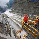 Trabajadores en un área de construcción en la central hidroeléctrica de Hidroituango, en Ituango, REUTERS / Luisa González
