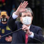 Ministro de Defensa, Carlos Holmes Trujillo.Foto Presidencia