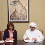 Canciller y Minrelaciones de Emiratos Árabes Unidos
