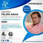 Exministro Arias