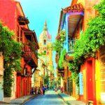 Calle de Cartagena de Indias/Foto referencial/Cortesía/Colombia Comex