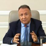 Luis Alexander Moscoso Osorio,viceministro de Salud Pública y Prestación de Servicios,