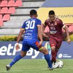 Tolima se enfrentará al DIM en la final de la Copa BetPlay 2020