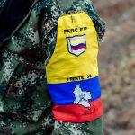 Guerrillero del Frente 36 de las ya desmovilizadas Fuerzas Armadas Revolucionarias de Colombia (FARC) Foto LOUIS WITTER / LE PICTORIUM / ZU / Europa Press