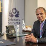 Defensor del Pueblo, Carlos Camargo Assis