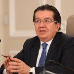 Ministro de Salud, Fernando Ruiz