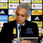 Reinaldo Rueda,director técnico de la Selección Colombia de mayores