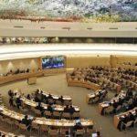 Un pleno del Consejo de Derechos Humanos de Naciones Unidas. Foto Europa Press
