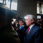 Álvaro Uribe, expresidente de Colombia. Foto Sebastián Barros Salamanca / ZUM / Europa Press