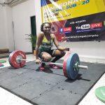 Campeonato Nacional On Line de Levantamiento de pesas