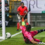 La Equidad y Boyacá Chicó F.C. en partido por la fecha 15 de la Liga BetPlay DIMAYOR I 2021 jugado en el estadio Estadio Metroplitano de Techo ciudad de Bogotá. Foto VizzorImage / Daniel Garzon / Cont