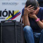 Mujeres migrantes en Colombia