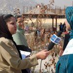 Mujeres periodistas en Afganistán