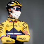 El ciclista esloveno Primoz Roglic se impuso en la Cuarta Etapa de la PARIS.NIZA