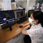 Trebisonda, Turquía Varios médicos buscan la recuperación de los pacientes internados por coronavirus en la unidad de cuidado intensivo de un hospital de la ciudad turca de Trebisonda. Fotoperiodista Hakan Burak Altunöz