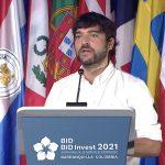 Jaime Pumarejo, alcalde de Barranquilla en la Asamblea Del BID 2021