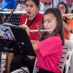 Orquesta Filarmónica Prejuvenil de la Región Metropolitana de La Sabana Foto Cortesía Alcaldía de Bogotá