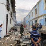 Fuerte explosión en Corinto, Cauca deja más de 15 heridos