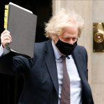 El primer ministro británico, Boris Johnson Foto Archivo ( David Cliff - Agencia Anadolu)