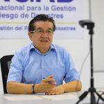 Ministro de Salud y Proteccción Social, Fernando Ruiz Gómez